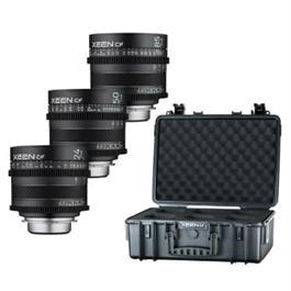 Samyang XEEN CF Cinema Lens Kit 24/50/85 thumbnail