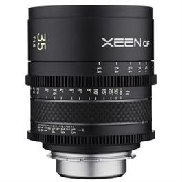 Samyang 35mm T1.5 XEEN CF Cine - Canon EF Thumbnail Image 0