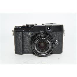 Fujifilm Used Fuji X10 Compact Camera Black thumbnail
