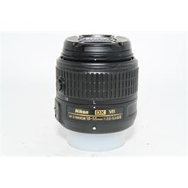 Used Nikon 18-55mm f3.5-5.6G AF-S VR thumbnail