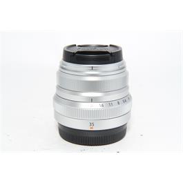Fujifilm Used Fuji XF 35MM F2 Lens Silver thumbnail