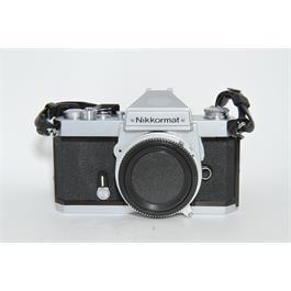 Used Nikon FT3 35mm Film Body Silver thumbnail