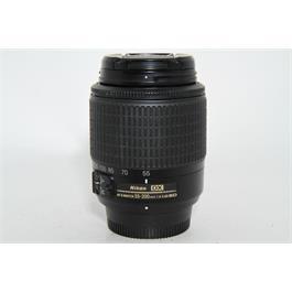 Used Nikon AF-s 55-200mm f4-5.6G Lens thumbnail