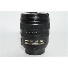 Used Nikon AF-s 18-70mm f3.5-4.5G Lens thumbnail