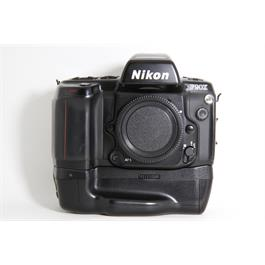 Used Nikon F90x with MB-10 Battery Grip thumbnail
