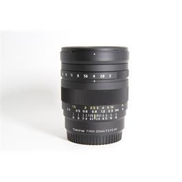 Used Tokina 20mm F/2 MF Firin FE thumbnail