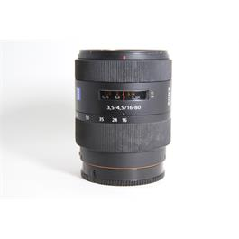 Used Sony 16-80mm F/3.5-4.5 ZA A Mount thumbnail