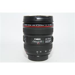 Used Canon 24-70mm f4L IS USM Lens thumbnail