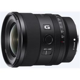 Sony FE 20mm f/1.8 G Ultra Wide Angle Prime Lens thumbnail