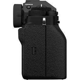 Fujifilm X-T4 Mirrorless Camera Body Black Thumbnail Image 2