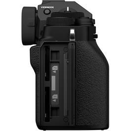Fujifilm X-T4 Mirrorless Camera Body Black Thumbnail Image 3