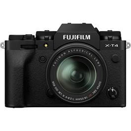 Fujifilm X-T4 Mirrorless Camera With XF 18-55mm f/2.8-4 Lens Kit Black thumbnail