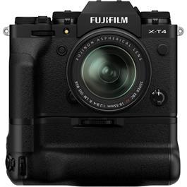 Fujifilm X-T4 Mirrorless Camera With XF 18-55mm f/2.8-4 Lens Kit Black Thumbnail Image 2