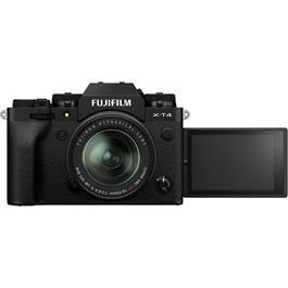 Fujifilm X-T4 Mirrorless Camera With XF 18-55mm f/2.8-4 Lens Kit Black Thumbnail Image 1