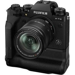 Fujifilm X-T4 Mirrorless Camera With XF 18-55mm f/2.8-4 Lens Kit Black Thumbnail Image 4