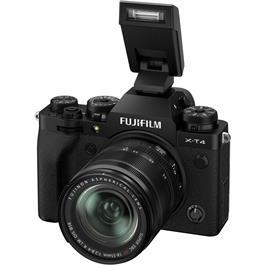 Fujifilm X-T4 Mirrorless Camera With XF 18-55mm f/2.8-4 Lens Kit Black Thumbnail Image 5
