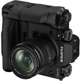 Fujifilm X-T4 Mirrorless Camera With XF 18-55mm f/2.8-4 Lens Kit Black Thumbnail Image 7