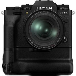 Fujifilm X-T4 Mirrorless Camera With XF 16-80mm f/4 Lens Kit Black Thumbnail Image 1