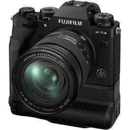 Fujifilm X-T4 Mirrorless Camera With XF 16-80mm f/4 Lens Kit Black Thumbnail Image 3