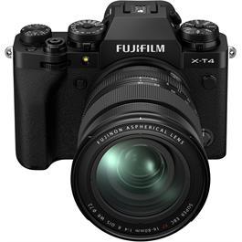 Fujifilm X-T4 Mirrorless Camera With XF 16-80mm f/4 Lens Kit Black Thumbnail Image 5
