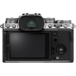 Fujifilm X-T4 Mirrorless Camera Body Silver Thumbnail Image 7