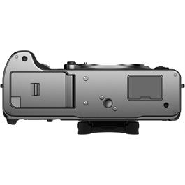 Fujifilm X-T4 Mirrorless Camera Body Silver Thumbnail Image 8