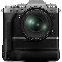 Fujifilm X-T4 Mirrorless Camera With XF 16-80mm f/4 Lens Kit Silver Thumbnail Image 1