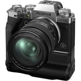Fujifilm X-T4 Mirrorless Camera With XF 16-80mm f/4 Lens Kit Silver Thumbnail Image 3