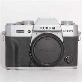 Used Fujifilm X-T20 Body thumbnail