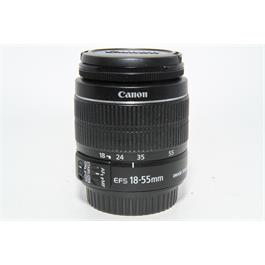 Used Canon EF-s 18-55mm f3.5-5.6 IS II thumbnail
