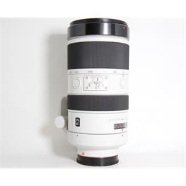 Used Sony 70-400mm F/4-5.6 G SSM II thumbnail