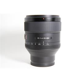 Used Sony 85mm F/1.4 GM FE thumbnail