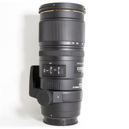 Used Sigma 70-200mm F2.8 APO OS Sony A thumbnail