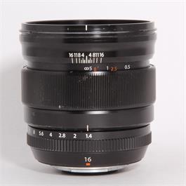 Used Fujifilm 16mm f/1.4 R WR Thumbnail Image 0