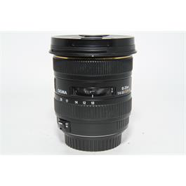 Used Sigma 10-20mm f4-5.6 DC HSM - Canon thumbnail