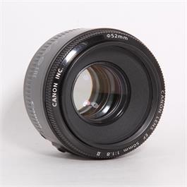 Used Canon 50mm f/1.8 II Thumbnail Image 1