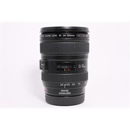 Used Canon 24-105mm F/4L IS USM Thumbnail Image 0