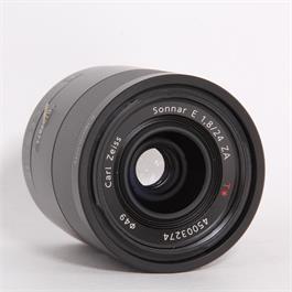 Used Sony 24mm F/1.8 ZA Sonnar T* (E) Thumbnail Image 1
