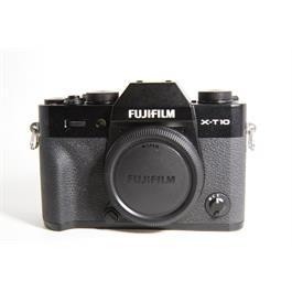 Used Fujifilm X-T10 Body thumbnail