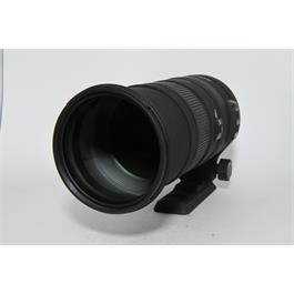 Used Sigma 150-500mm f5-6.3 Lens Nikon thumbnail