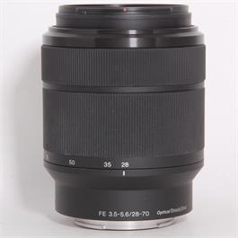 Used Sony 28-70mm f/3.5-5.6 OSS (FE) thumbnail
