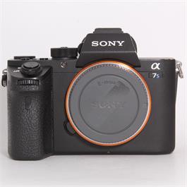 Used Sony A7S II Body thumbnail