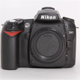 Used Nikon D90 Body thumbnail