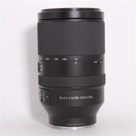 Used Sony 70-300mm f/4.5-5.6 G OSS (FE) thumbnail