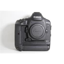 Used Canon EOS 1DX Mark II Body thumbnail