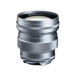 Voigtlander 75mm f/1.5 ASPH Vintage Line Nokton Silver Lens - VM Mount thumbnail