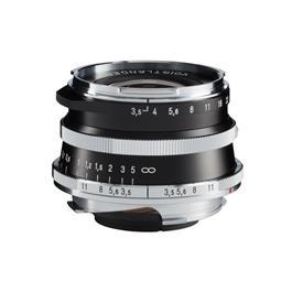 Voigtlander 21mm f/3.5 ASPH Color-Skopar Vintage Line Silver Lens - VM Mount thumbnail