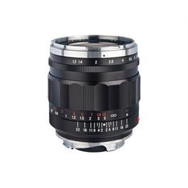 Voigtlander 35mm f/1.2 Nokton II Lens - VM Mount thumbnail
