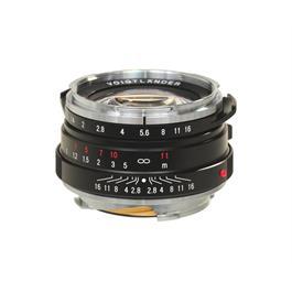 Voigtlander 40mm f/1.4 Nokton Classic SC Lens - VM Mount thumbnail