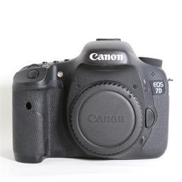 Used Canon EOS 7D Body thumbnail